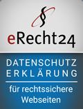 Rechtssichere Datenschutzerklärung