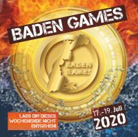 Bild 0 für Badengames 2020 - sei dabei!
