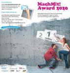 Bild 0 für MachMit! Award 2020
