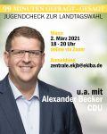 Bild 3 für Jugendcheck zur Landtagswahl am 02.03.
