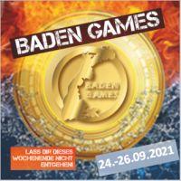 Bild 0 für Badengames 2021 - ein Wochenende voller Aktionen