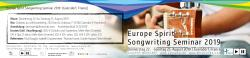 Songwriting Seminar 2019